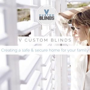 V Custom Blinds